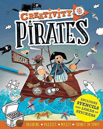 Creativity on the Go: Pirates by Andrea Pinnington