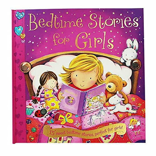 First Bedtime Stories for Girls by