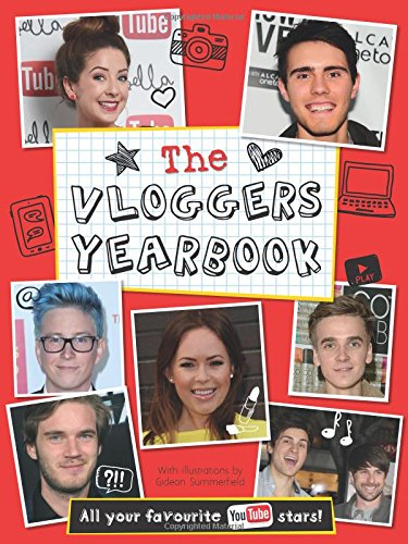 The Vloggers' Yearbook by Autumn Publishing Inc.