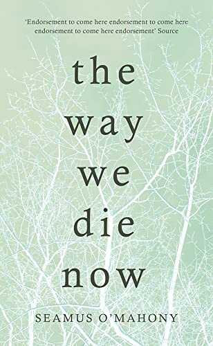 The Way We Die Now by Seamus O'Mahony