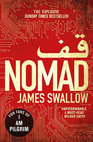 Nomad: The Most Explosive Thriller You'll Read All Year by James Swallow