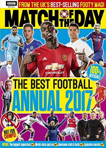 Match of the Day Annual 2017 by