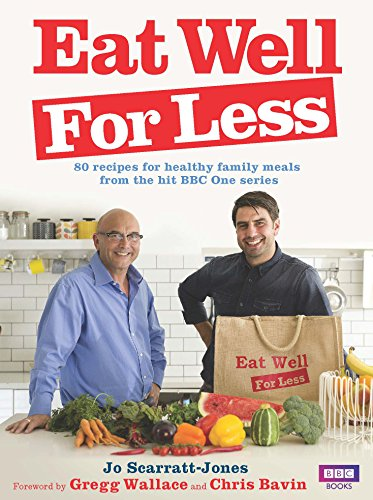 Eat Well for Less by Gregg Wallace