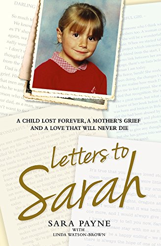 Letters to Sarah by Sara Payne