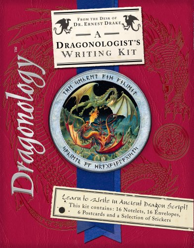 Dragonologists Writing Kit: From the Desk of Dr Ernest Drake by Dugald Steer