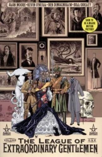 The League of Extraordinary Gentlemen by Alan Moore