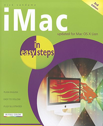 IMac in Easy Steps: Covers Mac OS X Lion by Nick Vandome