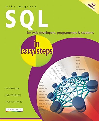 SQL in Easy Steps by Mike McGrath
