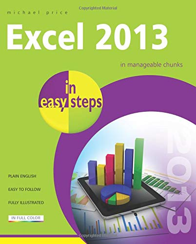 Excel 2013 in Easy Steps by Michael Price