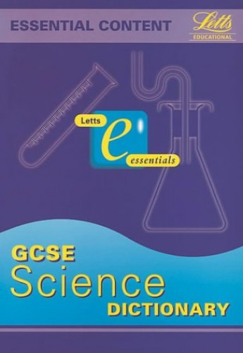 GCSE Science Dictionary by G.R. McDuell
