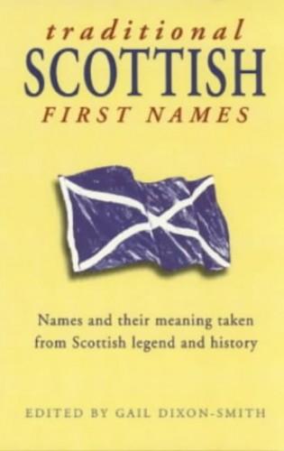 Scottish Babies Names by Gail Dixon-Smith