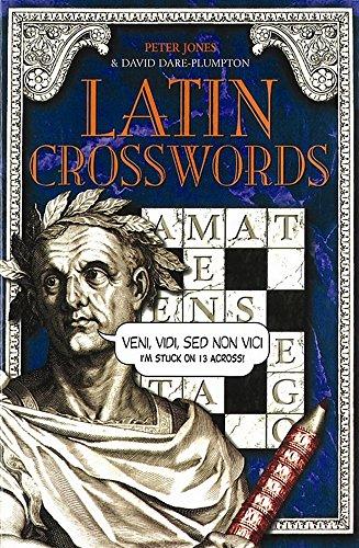 Latin Crosswords by Peter Jones