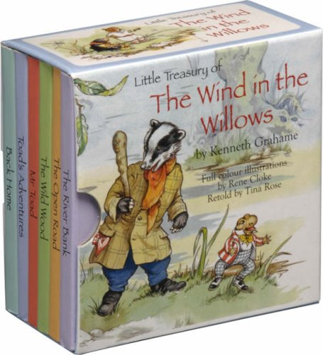 Little Treasury of the Wind in the Willows by