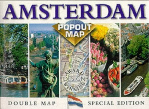 Amsterdam by Compass Maps