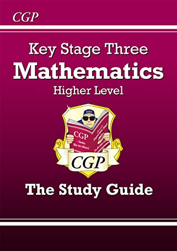 KS3 Maths Study Guide (With Online Edition) - Higher by Richard Parsons