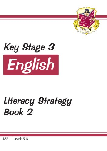 KS3 English Literacy Strategy - Book 2, Levels 5-6 by Richard Parsons