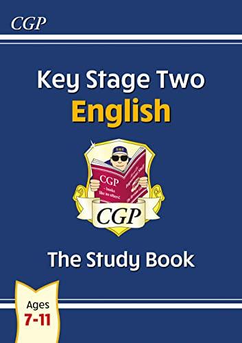 KS2 English Study Book by Richard Parsons