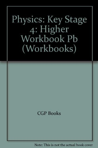 GCSE Double Science: Physics Workbook - Higher Level by CGP Books