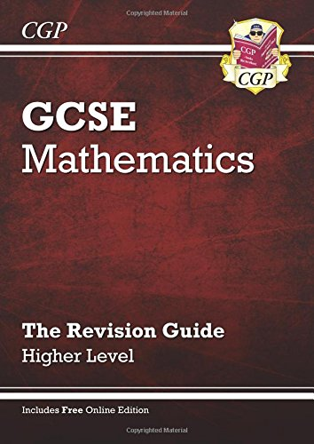 GCSE Maths Revision Guide (with Online Edition) - Higher by Richard Parsons