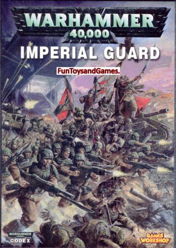 Codex Imperial Guard by