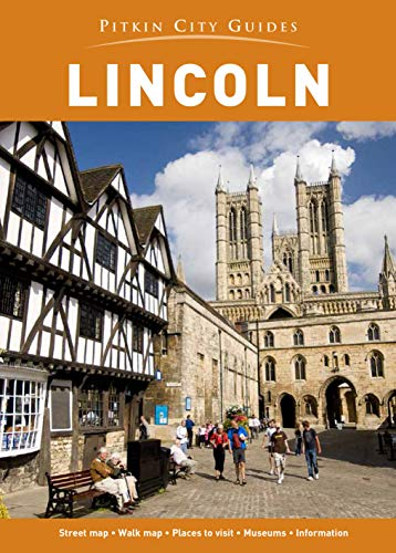 Lincoln City Guide by Pitkin
