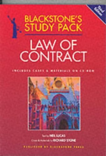 Law of Contract by Neil Lucas