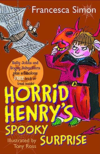 Horrid Henry's Spooky Surprise by Francesca Simon