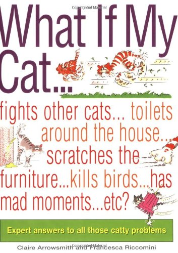What If My Cat...? by Claire Arrowsmith