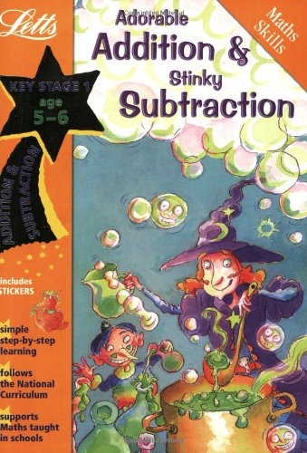 Magical Skills: Addition and Subtraction: Ages 5-6 by Paul Broadbent