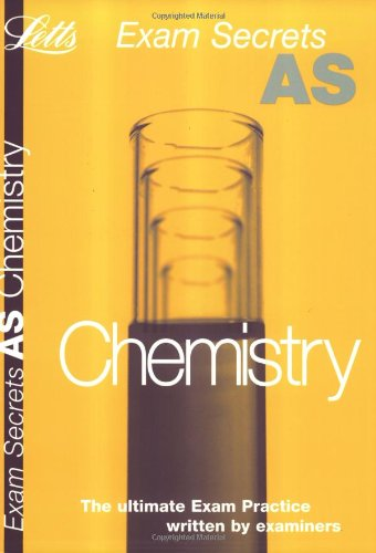AS Exam Secrets Chemistry by Rob Ritchie