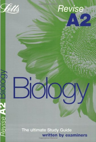 Revise A2 Biology by Letts Educational