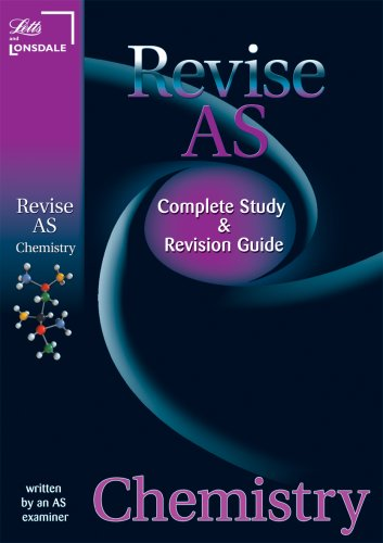 Letts AS Success: Study Guides: Chemistry: Study Guides by