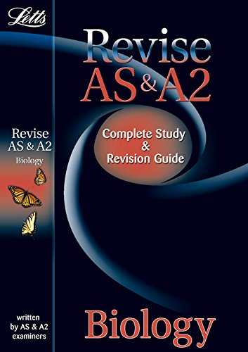 AS and A2 Biology: Study Guide by