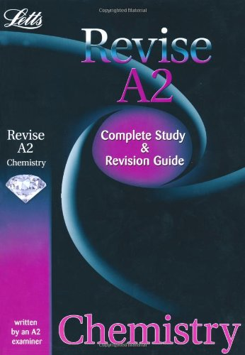 Letts A2 Success: Chemistry: Study Guide by