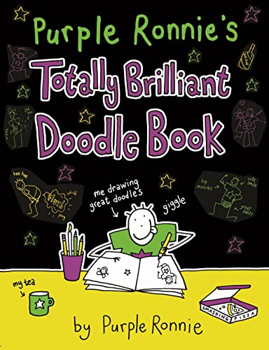 Purple Ronnie's Totally Brilliant Doodle Book by Purple Ronnie