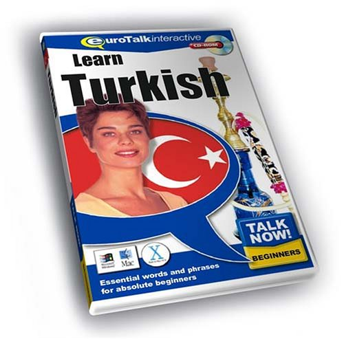 Talk Now! Learn Turkish: Essential Words and Phrases for Absolute Beginners by EuroTalk Ltd.
