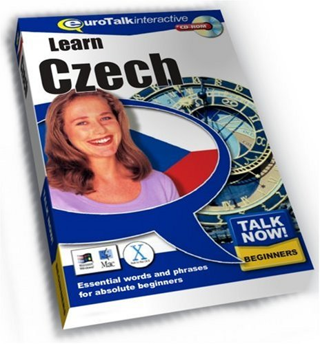 Talk Now! Learn Czech: Essential Words and Phrases for Absolute Beginners by EuroTalk Ltd.