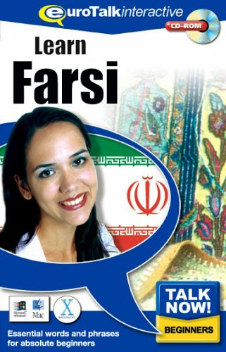 Talk Now! Learn Persian: Essential Words and Phrases for Absolute Beginners by EuroTalk Ltd.