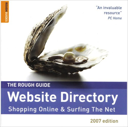 The Rough Guide to Website Directory: Shopping Online and Surfing the Net by Duncan Clark