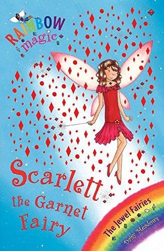 Scarlett the Garnet Fairy by Daisy Meadows