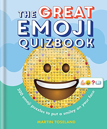 The Great Emoji Quizbook by Martin Toseland