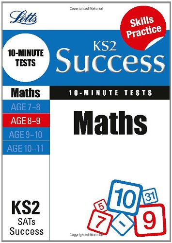 Maths Age 8-9: 10-Minute Tests by