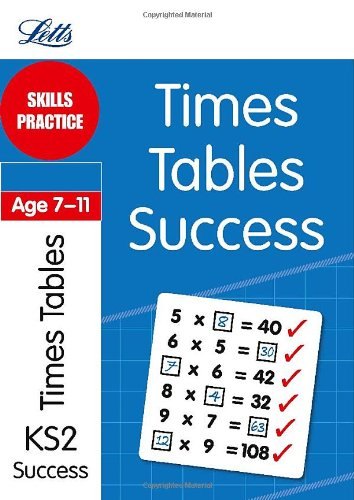 Times Tables Age 7-11: Skills Practice by Angela Smith
