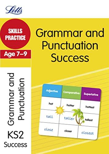 Grammar & Punctuation Age 7-9: Skills Practice: Volume 7-9 by
