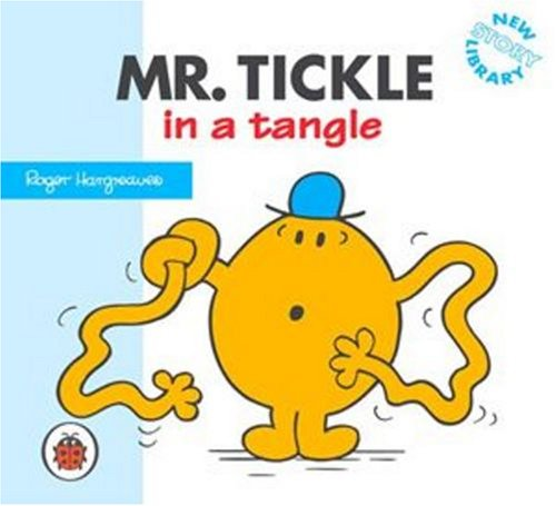 Mr Tickle in a Tangle by Roger Hargreaves