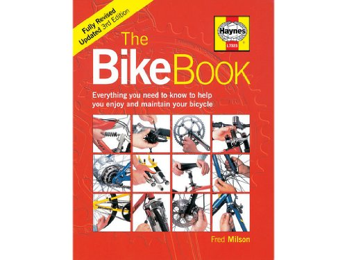 The Bike Book by Fred Milson