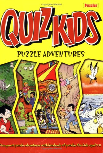 "The ""Puzzler"" Quiz Kids Adventures by"