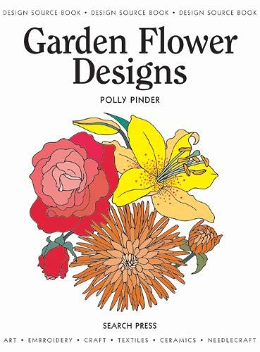 Garden Flower Designs by Polly Pinder