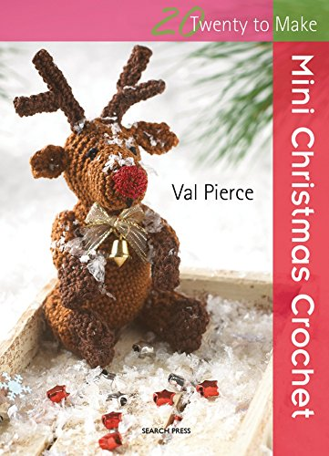 Mini Christmas Crochet by Val Pierce
