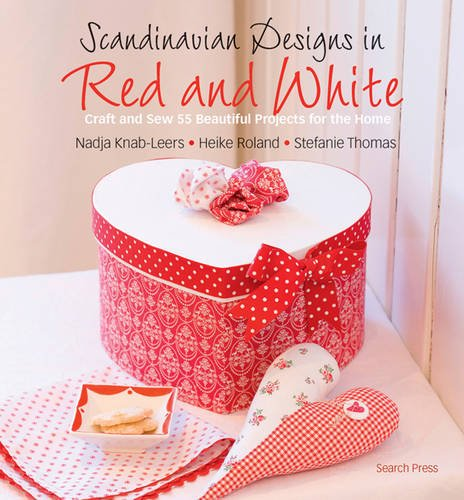 Scandinavian Designs in Red & White by Nadja Knab-Leers
